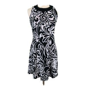 Bay Studio Dress Slinky Fit Flare Dress Size 10P